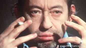 Serge Gainsbourg französischer Schauspieler (picture-alliance/dpa)