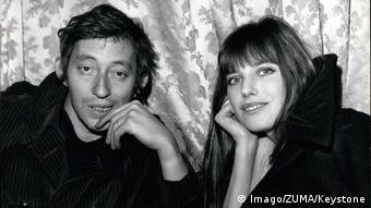 Jane Birkin und Serge Gainsbourg (Imago/ZUMA/Keystone)
