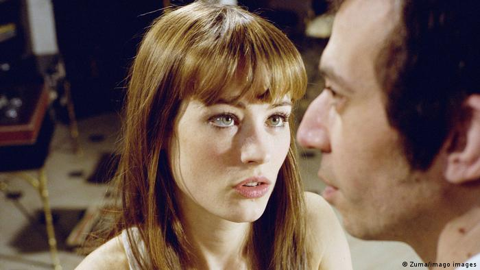 Jane Birkin and Serge Gainsbourg in L'homme qui aimait les femmes (Imago/ZUMA Press)