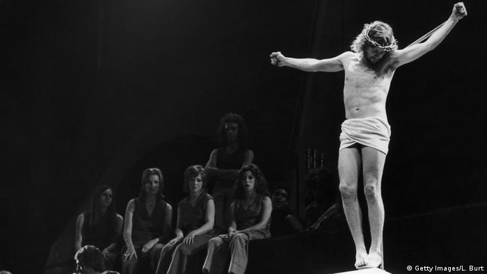 Musical Jesus Christ Superstar (Getty Images/L. Burt)