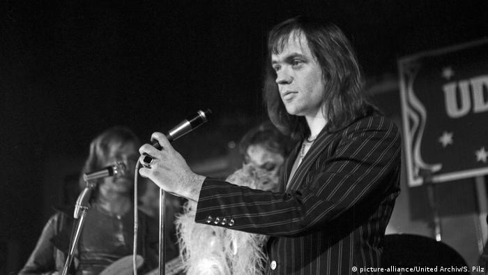 Удо Линденберг в 1970-е годы