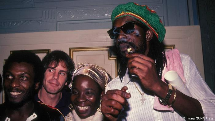 Peter Tosh (Imago/ZUMA Press)