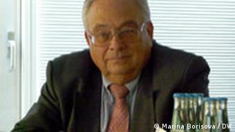 Professor Dr. Reinhard Mußgnug (Rumänien)