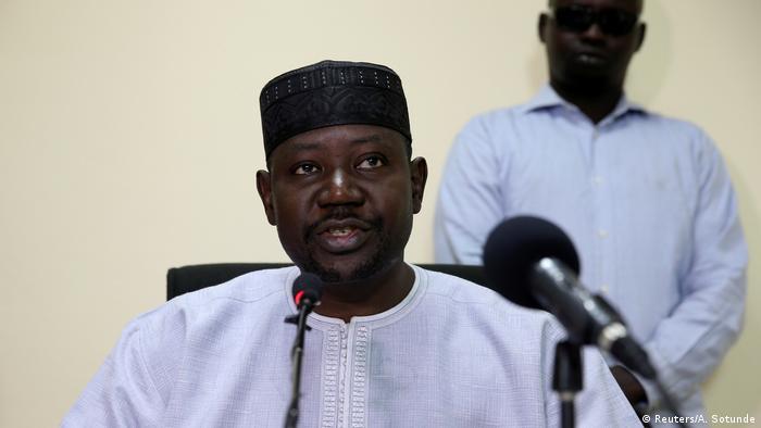 Gambia nach Wahl - Mai Ahmad Fatty, Opposition