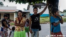 Brasilien 'Especial Venezuela – special report'