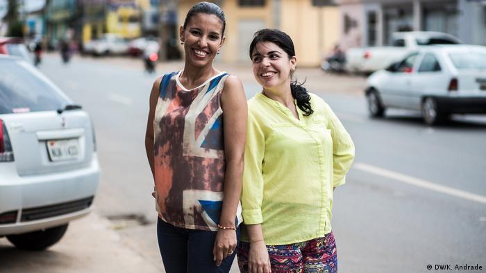 Brasilien 'Especial Venezuela – special report' (DW/K. Andrade)