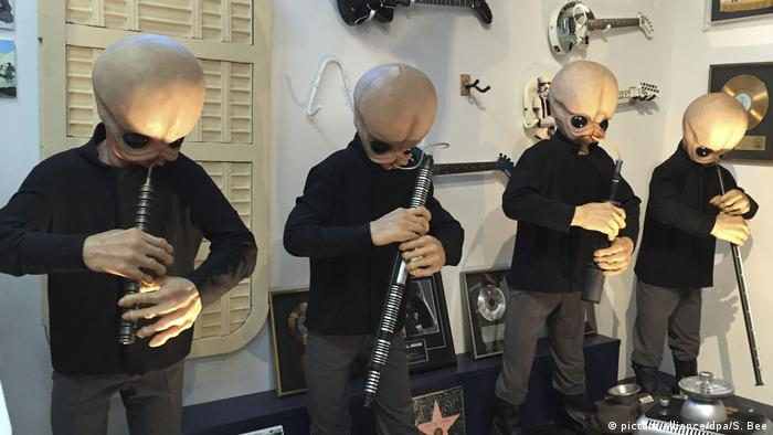 The Modal Nodes Star Wars (picture alliance/dpa/S. Bee)