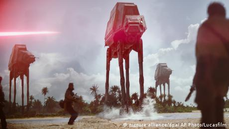 Star Wars Rogue One (picture alliance/dpa/ AP Photo/Lucasfilm)