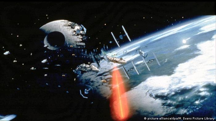 Star Wars Return of the Jedi (picture-alliance/dpa/M. Evans Picture Library)