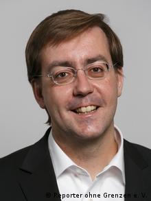 ROG Geschäftsführer Christian Mihr
