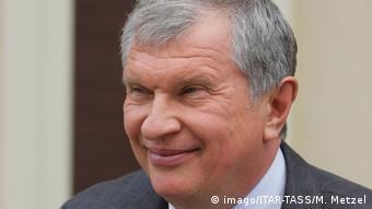 Игорь Сечин, председатель правления Роснефти