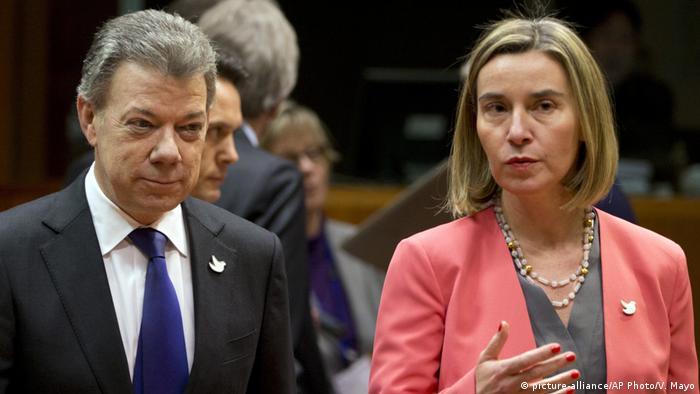 UNION EUROPEA-COLOMBIA: 15 millones de euros más para el proceso de paz