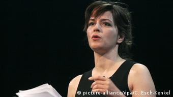 Martina Gedeck Lesung in Berlin 2006