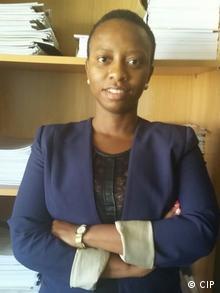 Mosambik Celeste Banze von der NGO CIP