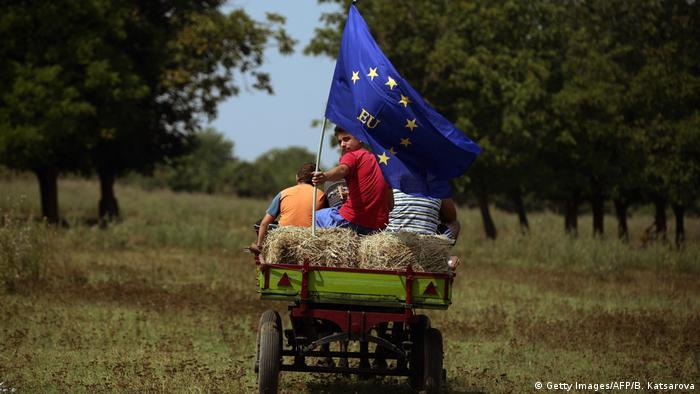 Bulgarien EU Beitritt Symbolbild