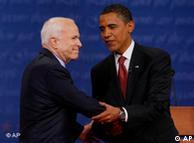 Μακ Κέιν ή Ομπάμα; Ποιόν από τους δύο θα ωφελήσει η κρίση;