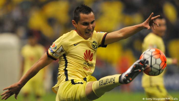 Mexiko Fußball Club América (Getty Images/AFP/M. Calls)