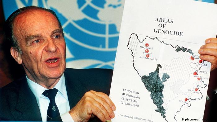 Bosnien Herzegowina Alija Izetbegovic Präsident in Genf