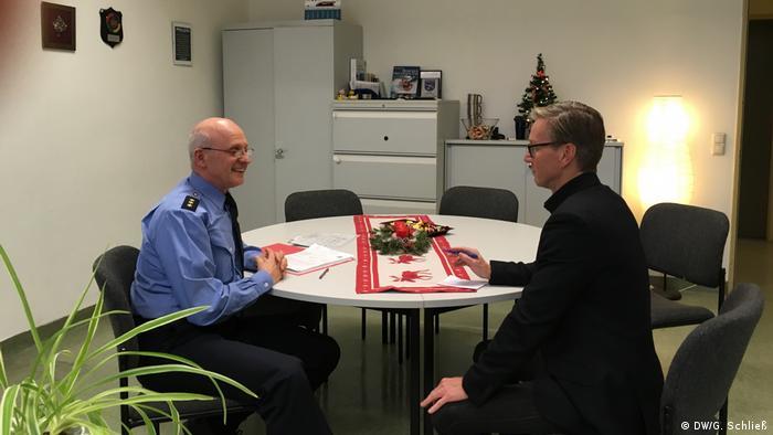 Gero Schliess and Uwe Heller
