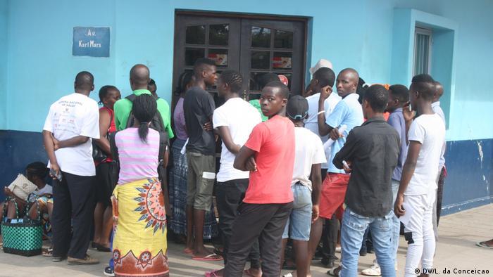 Mosambik Wasserversorgung FIPAG