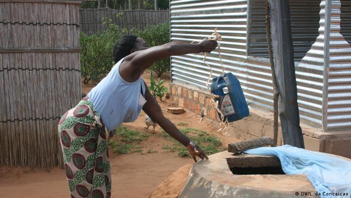 Mosambik Wasserversorgung