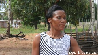 Mosambik Wasserversorgung Laura Francisco