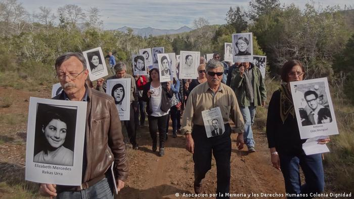 Chile Colonia Dignidad ( Asocacion por la Memoria y los Derechos Humanos Colonia Dignidad)
