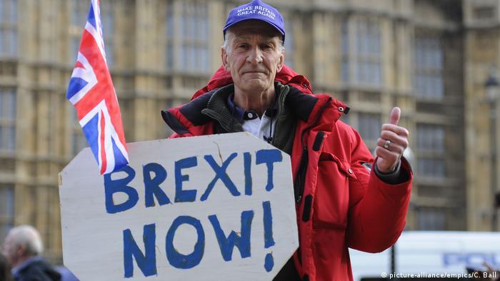 """英国来""""硬""""的!欧盟也不「软」"""