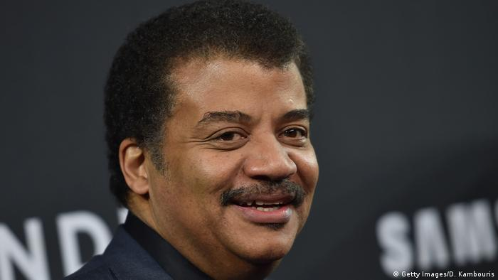 USA Astrophysiker Neil deGrasse Tyson in New York (Getty Images/D. Kambouris)