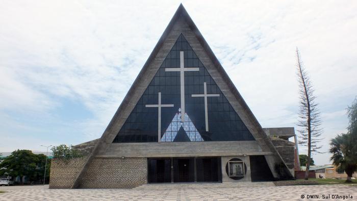 Angola Kirche Nossa Senhora de Fátima em Benguela
