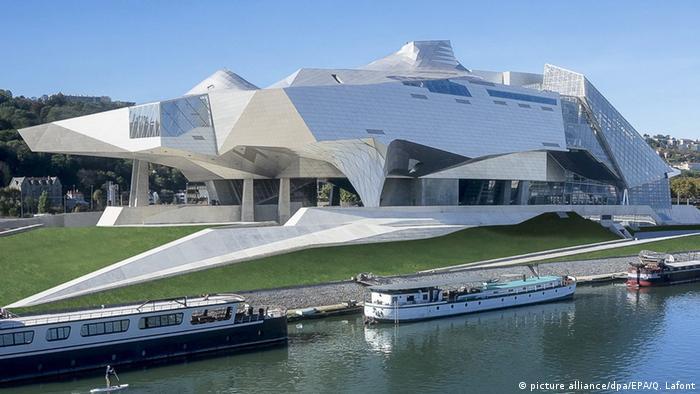 Музей во французском Лионе от Coop Himmelb(I)au