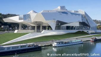 Музей у французькому Ліоні від Coop Himmelblau