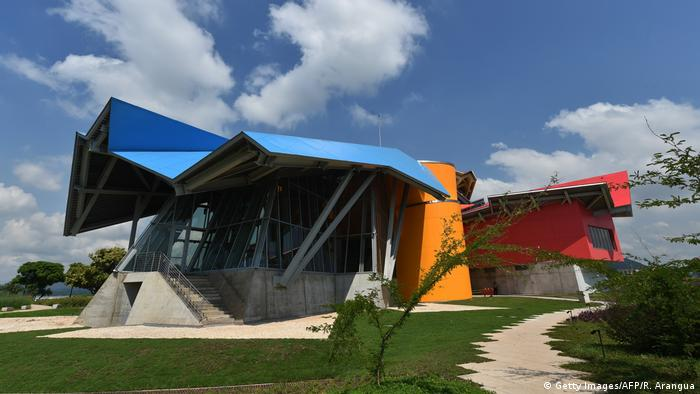 Museum of Biodiversity in Panama (Getty Images/AFP/R. Arangua)