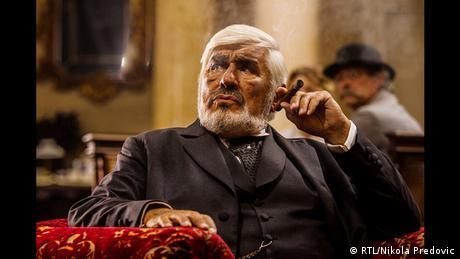 Mario Adorf als Santer in der Winnetou-Neuverfilmung 2016 (Foto: RTL/Nikola Predovic)