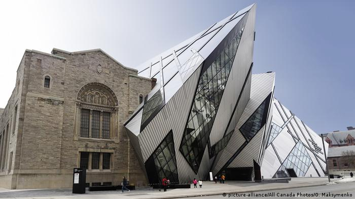 Kanada Royal Ontario Museum in Toronto (picture-alliance/All Canada Photos/O. Maksymenko)