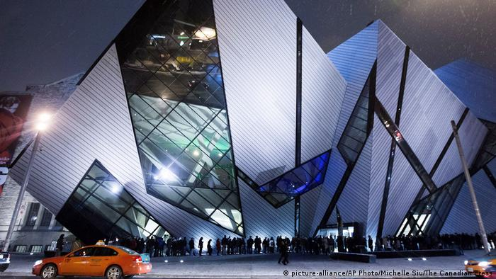 Kanada Royal Ontario Museum in Toronto (picture-alliance/AP Photo/Michelle Siu/The Canadian Press)
