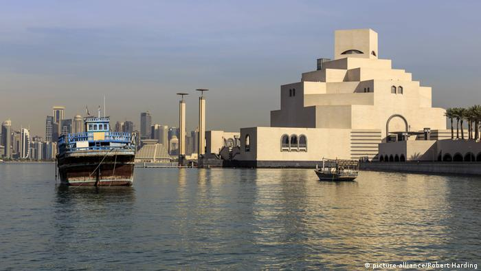 Katar - The Museum of Islamic Art in Doha (picture-alliance/Robert Harding)