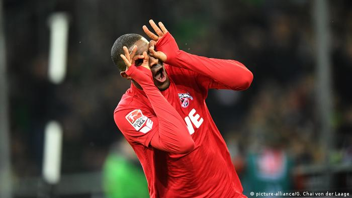 Anthony Modeste.