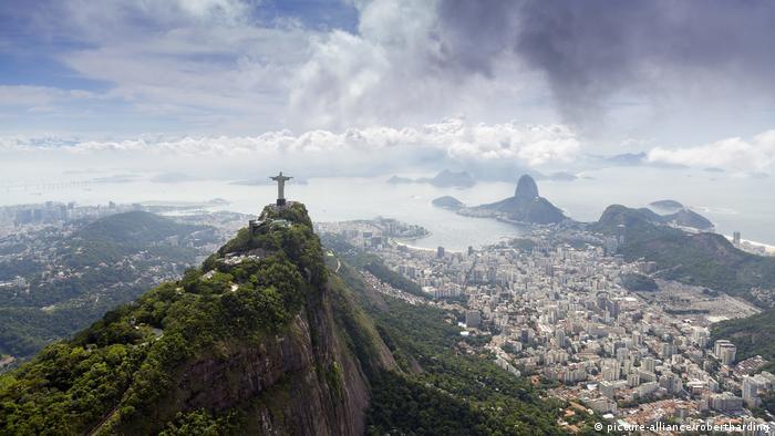 Rio de Janeiro Skyline Zuckerhut (picture-alliance/robertharding)