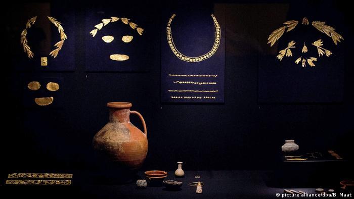 Кримське золото в Музеї Алларда Пірсона в Нідерландах