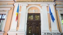 Republik Moldau Sitz des Präsidenten in Chisinau