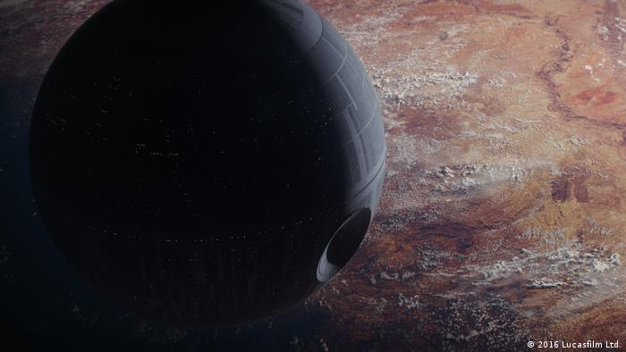 Filmstill Rogue One - A Star Wars Story (2016 Lucasfilm Ltd.)