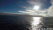 Forschungsschiff Polarstern, hat zur Erforschung des Klimawandels eine Expedition von Bremerhaven bis nach Kapstadt unternommen.