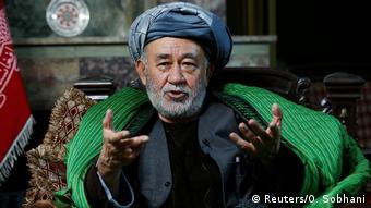 Afghanistan Ahmad Ishchi (Reuters/O. Sobhani)
