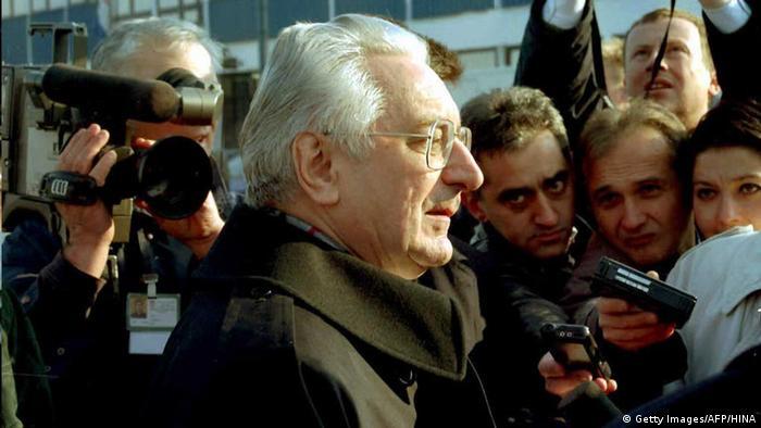Kroatien Franjo Tudjman Präsident