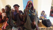 Niger Tuareg mit Bauchtaschen