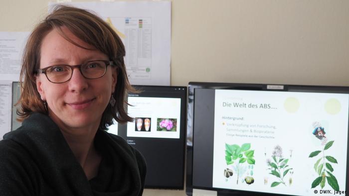 Forscher oder schon Biopirat?