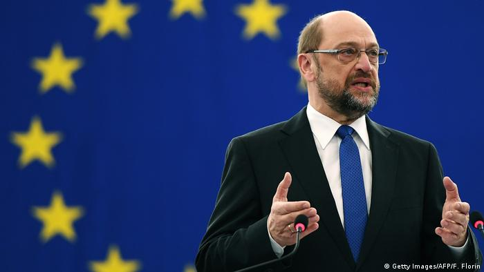 Schulz calls for beefed-up EU Parliament role in Brexit talks