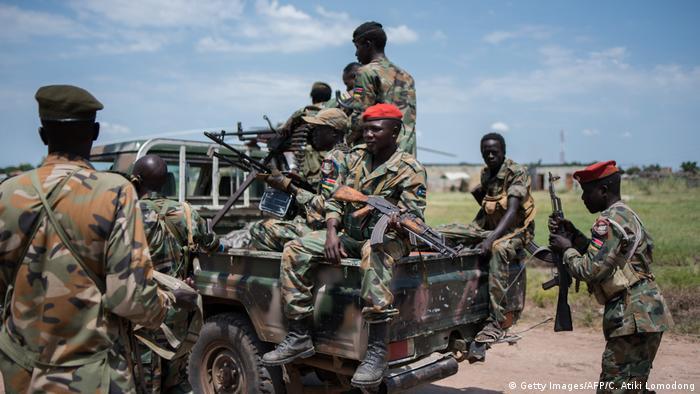 südsudan aktuelle lage 2017