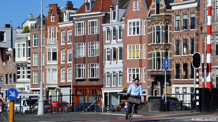 Niederlande Amsterdam (DW/S. Bartlick)